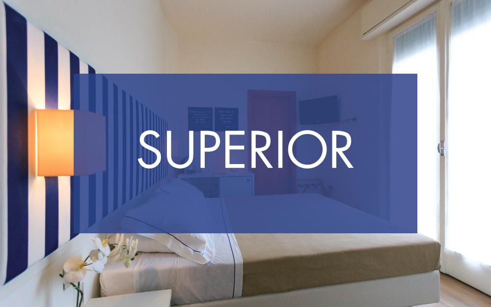 Mini Hotel Rimini - Miramare di Rimini - camera superior